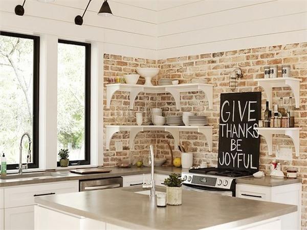 Decor Ideas: नए लेटेस्ट वॉलपेपर से किचन को दें मॉडर्न लुक