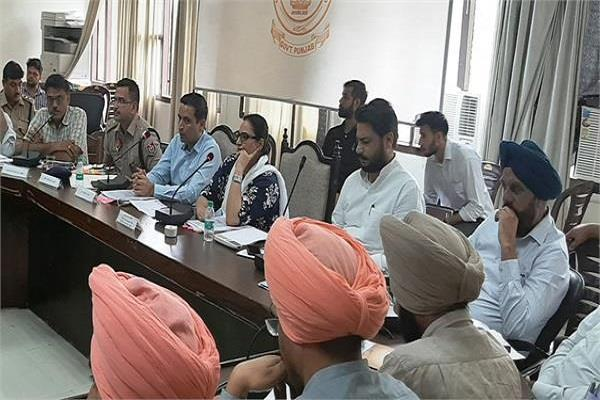 razia sultan ordered to implement strict punjab mission with strictness