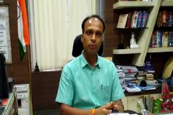bhopal s new collector takes over the responsibility