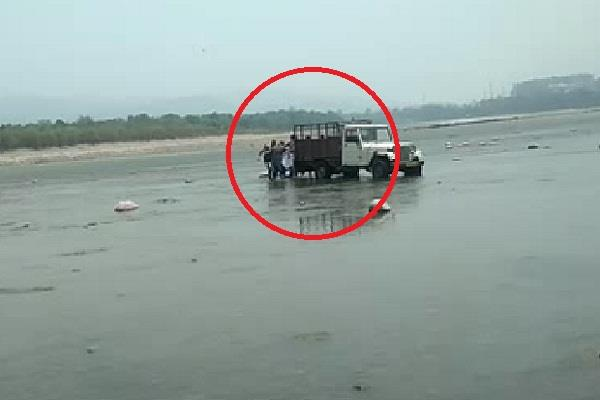beas river the dge of unknown dead body sensation