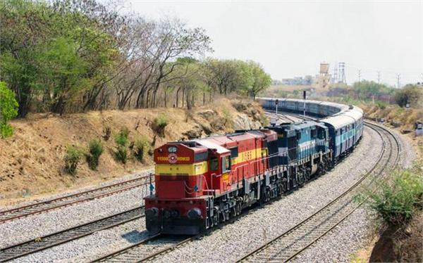 train service remains suspended in south kashmir for security reason