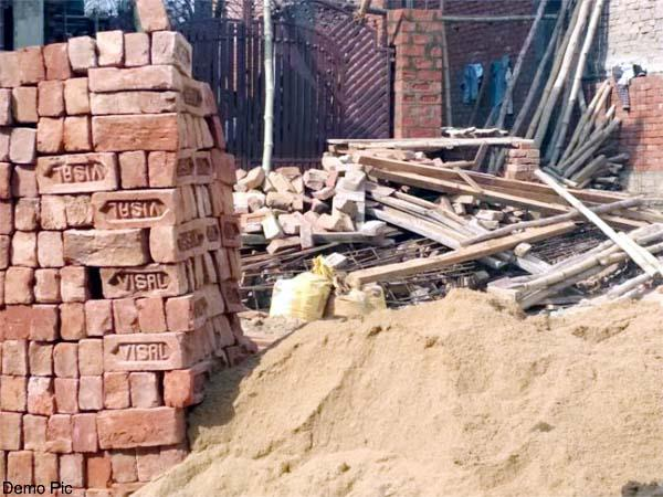 case against illegal construction on government land