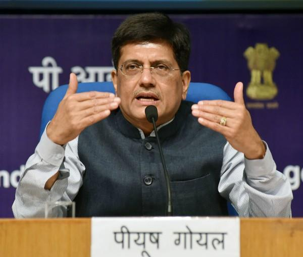 women will be deployed in half the posts in rpf piyush goyal