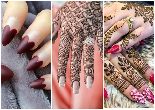 Bridal Fashion: नेल आर्ट के ये 10 ट्रैंड हर लड़की करें ट्राई