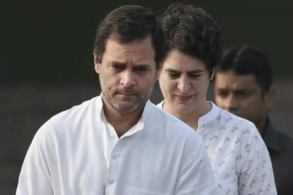 not 1 possibility to rahul gandhi is remain congress president moily