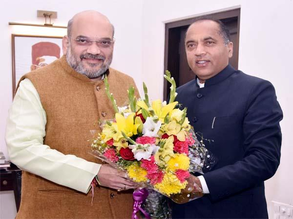 cm jairam and amit shah