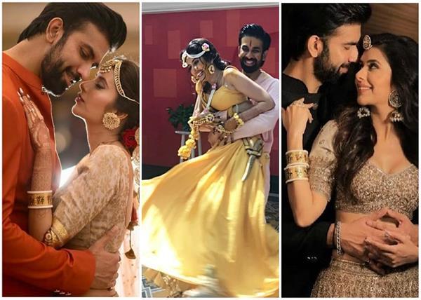 शुरू हुई सुष्मिता के भाई 'राजीव' की शादी, देखिए हल्दी से लेकर मेहंदी की तस्वीरें