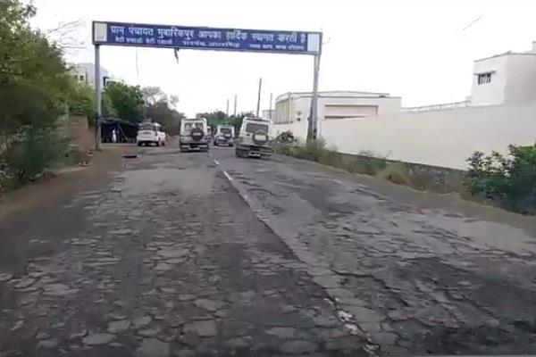 people are disturbed by road breakdown allegations