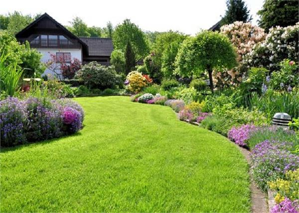 Vastu Tips : होम गार्डन डिजाइन करते समय ध्यान में रखें ये 6 बातें