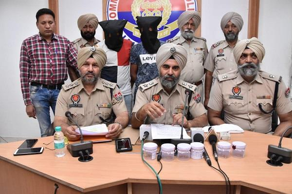 2 snatcher arrested for snatching gold chain from woman