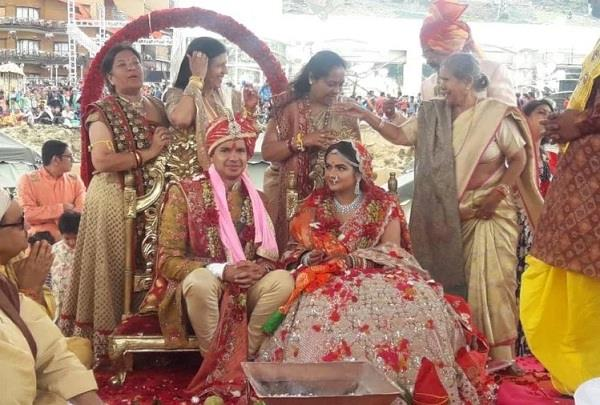 gupta brothers second son marriage done