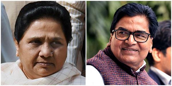 ramgopal s attack on mayawati said