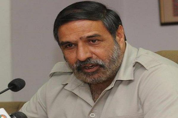 narendra modi congress anand sharma rajya sabha