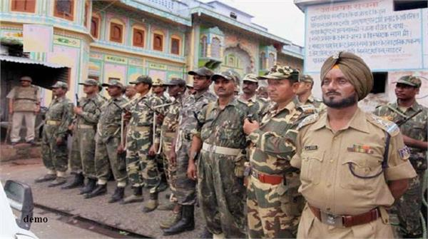 high alert on terror attack in ayodhya