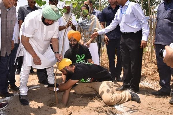 captain amarinder singh speak on water crisis