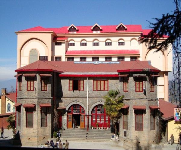 sanjauli college