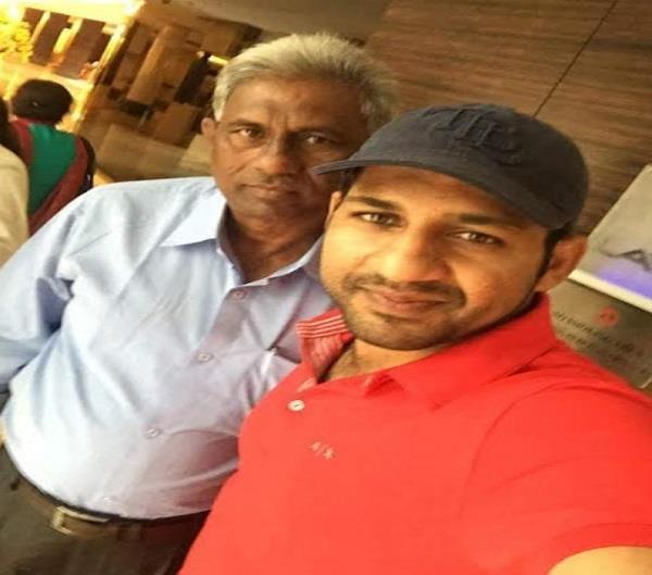 pakistan cricket team captain sarfaraz mama says  then won india