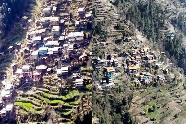 even today these 2 villages are deprived of basic amenities