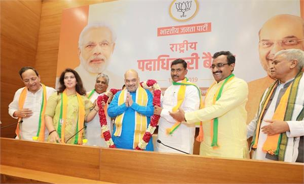 membership campaign in shivraj singh chauhan will be done in bjp