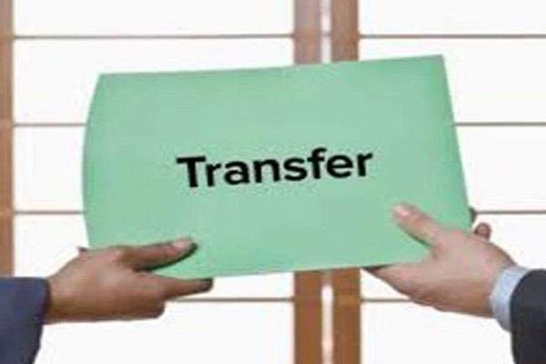 transfers of 64 smos in punjab
