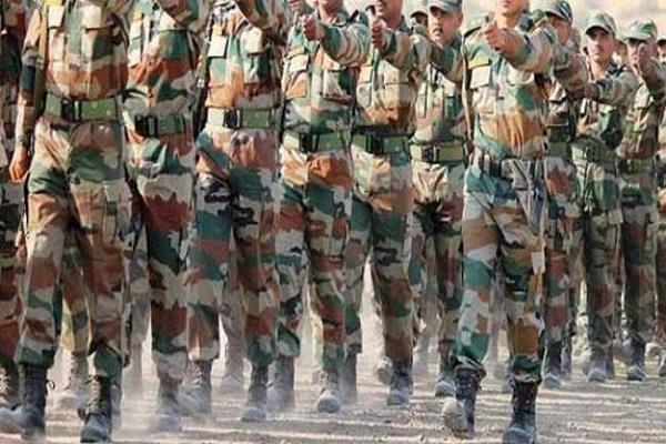 army recruitment in tejli