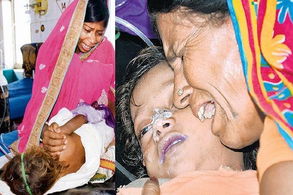 bihar sparkling fever delhi government children death