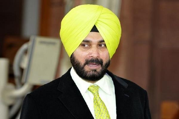 not only challenge for sidhu power department is also handling