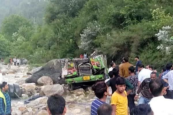 death roll of banjar accident
