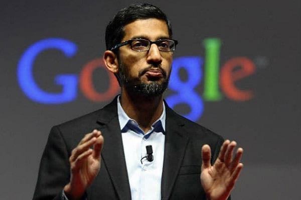google ceo pichai warns about regulation