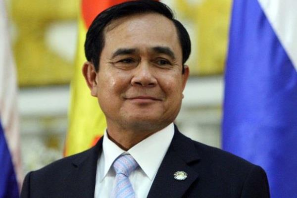 thailand s emperor appointed former army officer as prime minister