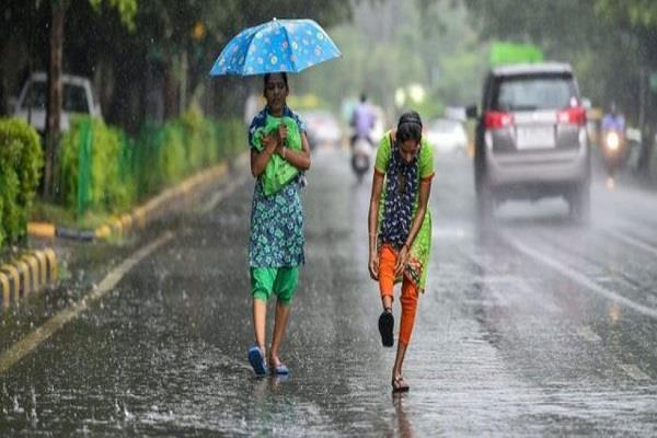 monsoon on the kerala coast