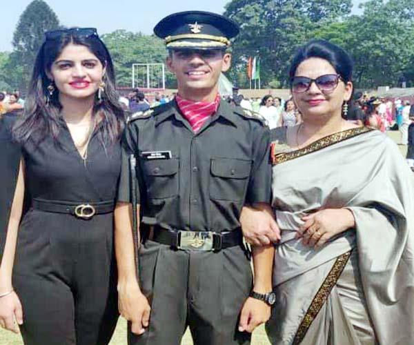 lieutenant in army