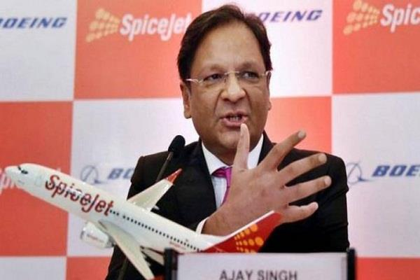 spicejet chief ajay singh joins the iata board