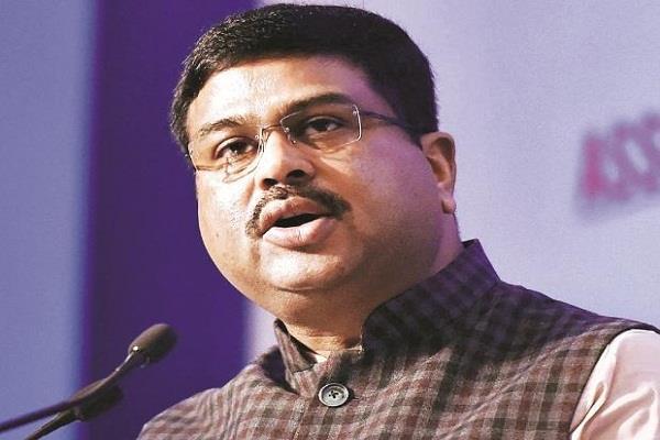 dharmendra pradhan a simple target of congress