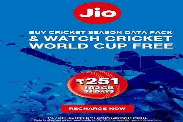 another georos of the cricket world cup with jio surprise