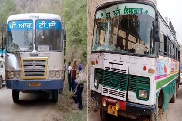 bus accident in bilaspur