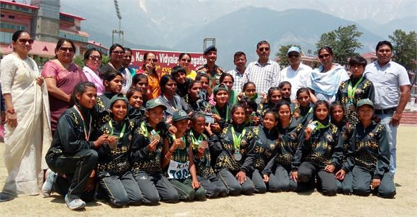 dharamsala national games concluded