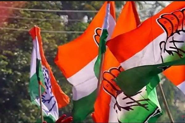 haryana rebel rebuttal sworn in congress faction seen in meeting