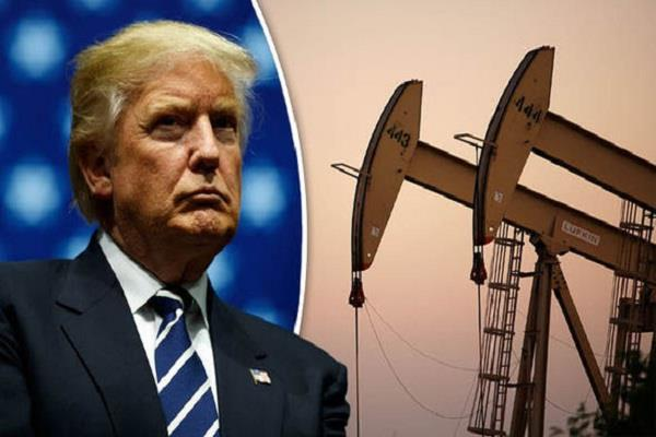 oil bounce after trump warnings