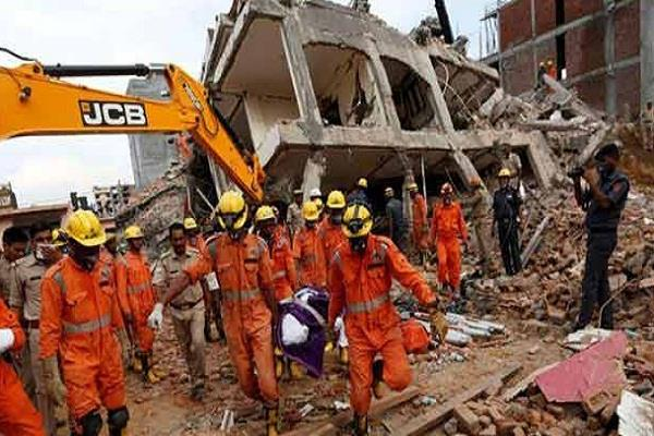 three indian laborers die in building collapse in nepal