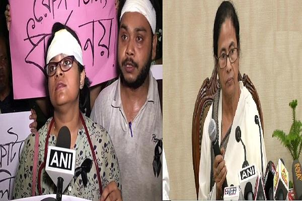doctors turned down mamata s appeal to return to duty