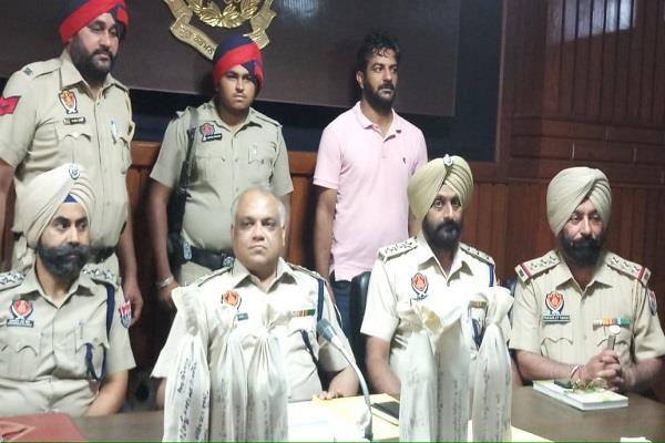 25 crore heroin and cartridges recovered on international border