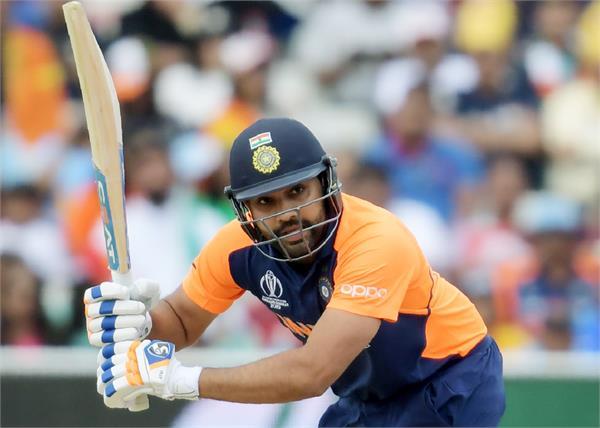 IND v ENG : रोहित ने विश्व कप की तीसरी ...