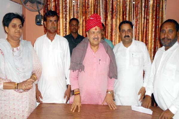 national executive member of rss indresh kumar