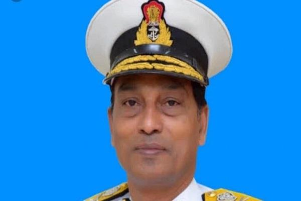 k natarajan becomes new director general of indian coast guard