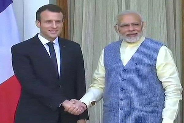 pm modi france to enter g 7