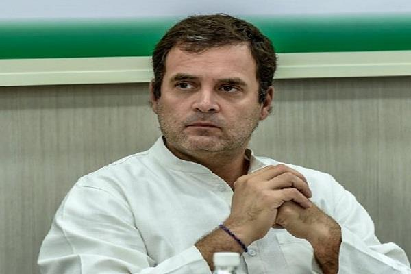democracy honesty and people of karnataka lost rahul
