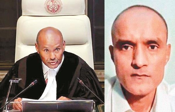 in the case of jadhav icj what after  decision  of