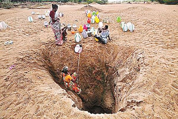 water crisis  in india the need for time resolve