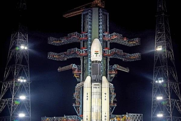 countdown starts launch of chandrayaan 2 today